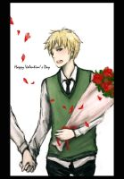 APH - I want to hold your hand by 0712jenny