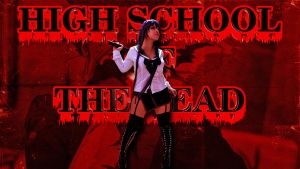High School of the Dead starring Kannon Kosplay by SWFan1977