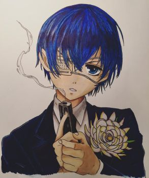 The Young Master  by fredlives07