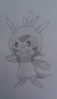 Chespin by Master3Foamy