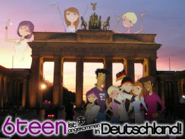 --: 6TEEN Giantesses :-- ELF by daanton