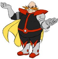 Robotnik Costume Request by KingofMoebius