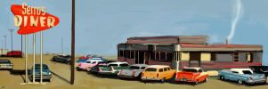 50' Diner by daviaugusto