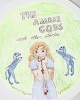 The Amber Gods Plate by Nemo111