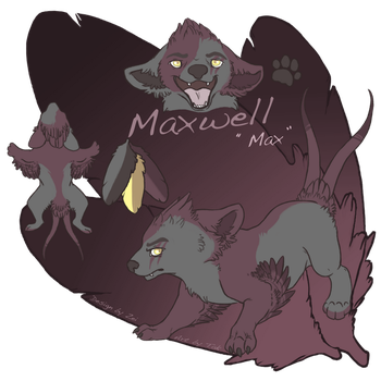 Maxwell-for plumwined by TaksArt