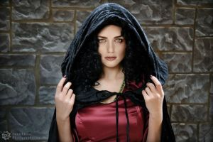 Mother Gothel by xLexieRusso2
