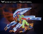 A Werewolf . . . or a Were-Sentinel? by drskytower
