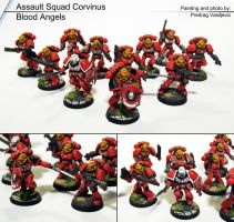 Assault Squad Corvinus by Olovni
