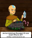 ATLA Aang's special gift by vick330