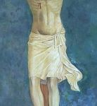 DETAIL CRUCIFIXION FRA ANGELICO by boucherif