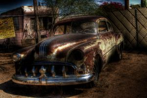Decaying Past by artchunk