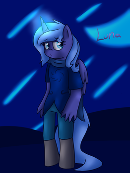 Luna of Void by voidless-rogue