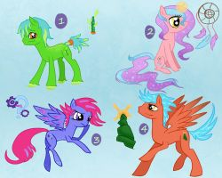 Pony Adopts: Closed by erovoid