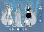 Blairs Refrence Sheet by Just-Blair
