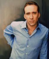 Nicolas Cage by metabollica