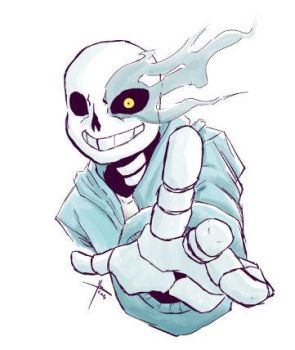Sans From Undertale by licra