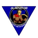 Gladiator Squadron Patch by bl4xb0x
