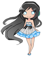 Chibi Adobtable SOLD by Rainbow-tan
