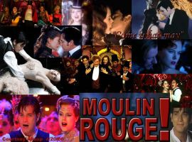 Moulin Rouge by courtster87