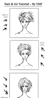 How Hair Moves with Air -Tutorial by Yaoi-Master-Forever