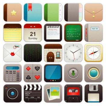Icon Set by VectorDay