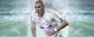 Karim Benzema Sign. by napolion06