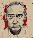 Kevin Spacey by Laanz