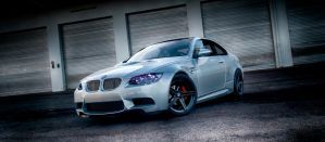 BMW M3 E92 by TheImNobody