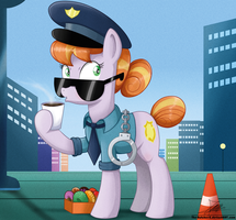 Cop Pony -Profile- by The-Butcher-X