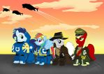 Super Squad - Warhammer 40k style (by athos01) by The-Nuclear-Pegasus