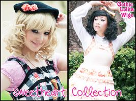 Coming Soon! - Sweetheart Collection by GothicLolitaWigs