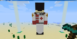 Minecraft Medic Back by Charrychan115