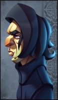 Snape! by ubegovic