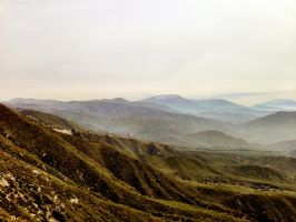 Mountain Landscape by TheGerm84