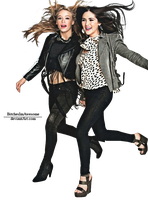 Isabelle Fuhrman Y Leven Rambin PNG by BitchesImAwesome