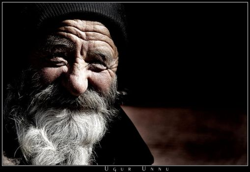 Old Man by pyrotechnician