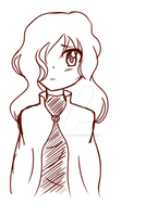 Hetalia OC Sketch by LullabyDance
