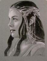 Arwen sketch by sarahwilkinson