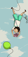 HB IWAIZUMI by autumnflier