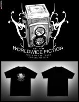 Fiction Tools of the Trade Tee by KevinMaistros