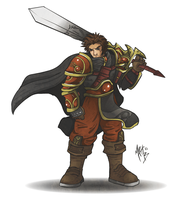 Garen - Might of Demacia by Nhazul-Anims