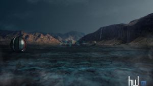 Matte Painting VC by h-west