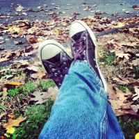 Chuck Taylors by STARSMember930