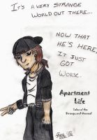Apartment Life: The Promo by Laegreffon