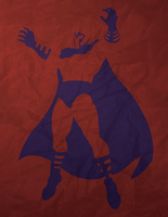 Magneto minimalism by AtomicKittenStudios
