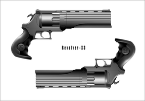 Guns X3 by quakeulf