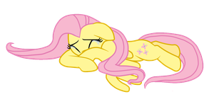 Crying Fluttershy Animation by Fluttershy626