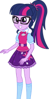 EqG Twilight Sparkle Sleepover Surprise (COM) by Osipush