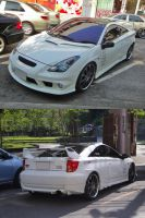 Tuned Celica by zynos958