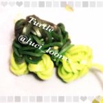 Turtle Charm by peppurrmint